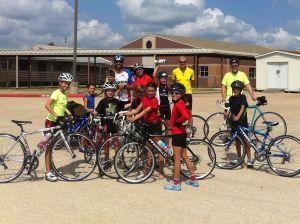 Trinity Cycling 2